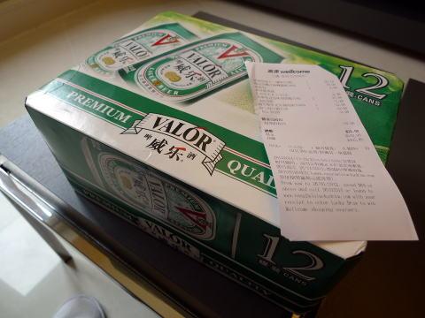 香港には1本20円以下のビールがある・・・!?