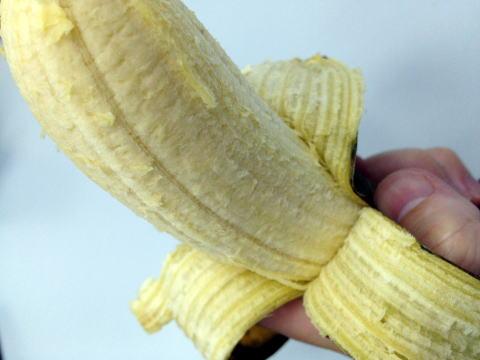 香港のローカルバナナ!?