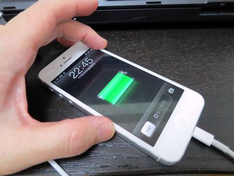 ウチのiPhone5が漏電しているみたいなのですが・・・?
