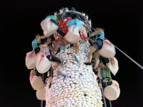 長洲島の饅頭祭を上手に楽しむコツ(搶包山比賽編)