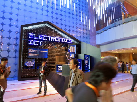 HongKong Electronics Fair(香港電子産品展) 2013に行ってきたよ