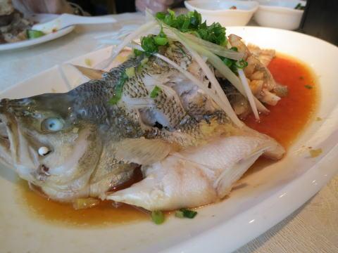 樟木頭 毛家飯店で湖南料理