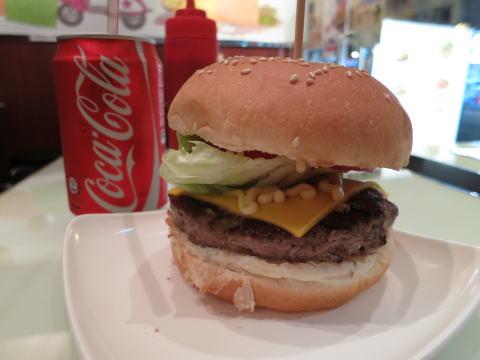 ホンハム 安ウマハンバーガー「bs burger house」