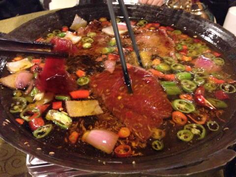 深セン 丑劉香(チョウリュウシャン)で湖南料理