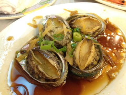 九龍城の竹園海鮮野味飯店で安ウマ海鮮料理!
