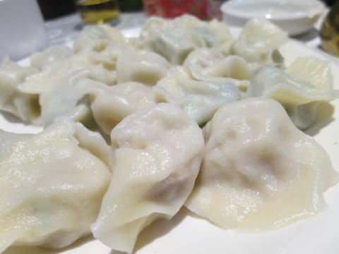 深セン 東北人で満州料理を食べる