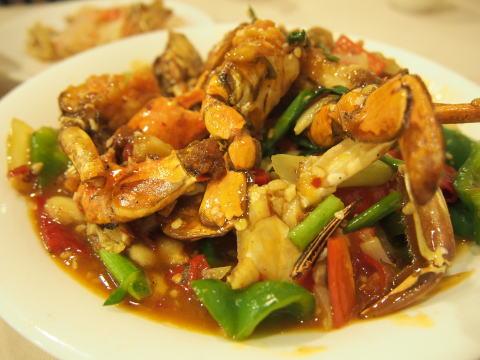 深セン 楽園路で有名な海鮮料理店 華城漁港