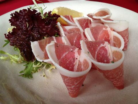 深センのイタリアンレストラン「Itali-An Ristorante」