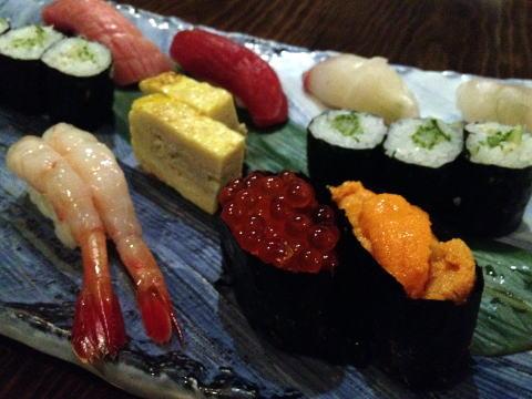 チムサーチョイの寿司 松戸の感想