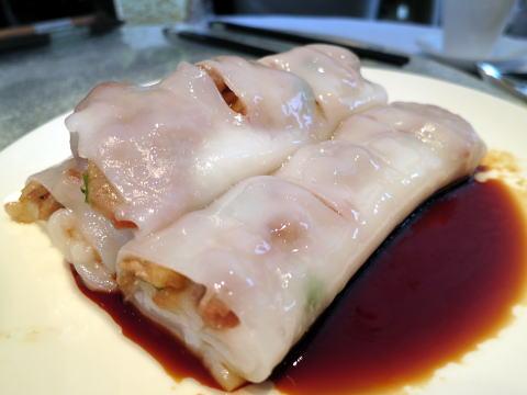 モンコック 高級広東料理レストランン明閣(ミンコート)