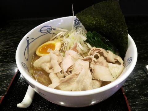 沙田 麺屋武蔵の連城広場店に行ってきた
