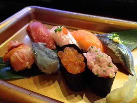 ハーバーグランド香港内の和食レストラン「和(Nagomi)」