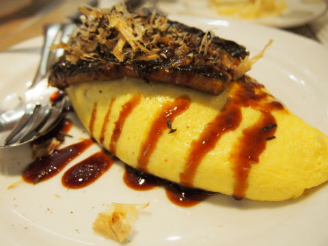 尖沙咀 niji bistro, Noritake - Giftsで日本っぽい洋食