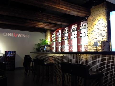 深センのワインバー ONLY WINES