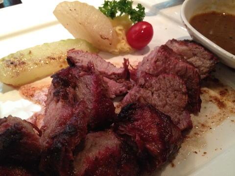 深セン Super Steak(超級牛扒)でガッツリ肉を食べる
