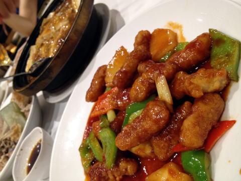 深センの稲香(TaoHeung)レストラン