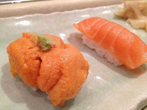天膳(TENZEN)でまたまた高級寿司を満喫する