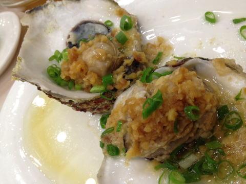 深センの天天漁墩(TIAN TIAN Restaurant)で海鮮料理
