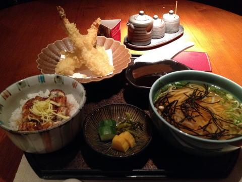シェラトンにある日本料理 雲海