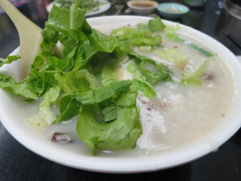 佐敦の和味生滾粥(ウォーメイサングウァンジョッ)で広州の粥を堪能する