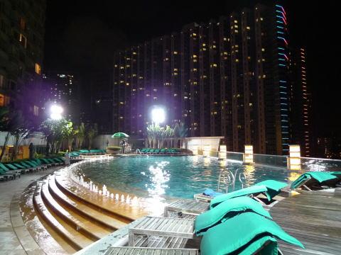 ハーバープラザ・メトロポリス 香港に宿泊してみたよ