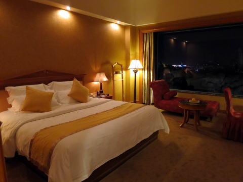 東莞 太子酒店(クラウンプリンスホテル)に宿泊した感想