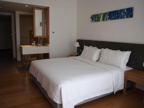 [大梅沙] 深セン大梅沙海景酒店(La Waterfront Hotel)に宿泊した感想