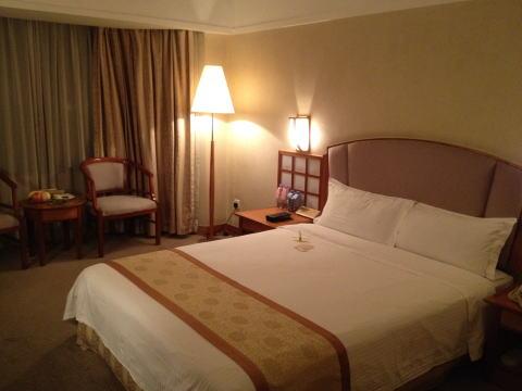 粤海ホテル(ユエハイ ホテル/GUANGDONG HOTEL)に宿泊した感想