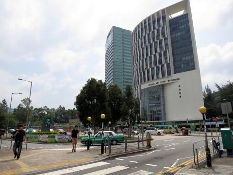 大学駅のハイアット リージェンシー香港 沙田には要注意