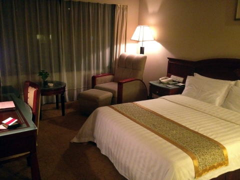 羅湖大酒店(ローフーホテル/LUOHU HOTEL)の感想