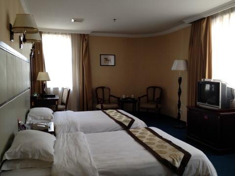 サンアイランドホリデーホテル(太陽之島酒店/Sun Island Holiday Hotel)の感想