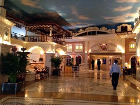 ザ・ヴェニスホテル シンセン(The Venice Hotel Shenzhen)の感想