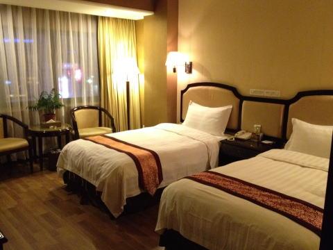 深セン Xingyue Business Hotel(シンユーホテル)に宿泊した感想