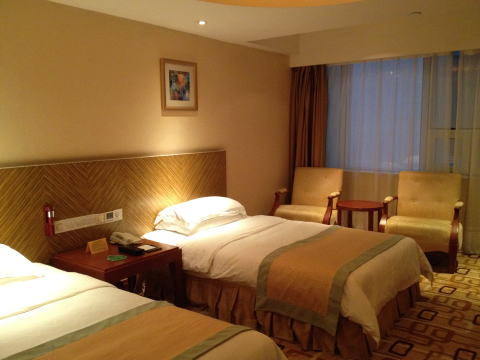 ZTL HOTEL(中泰来大酒店)に宿泊した感想
