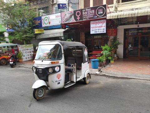 カンボジアのトゥクトゥク配車アプリPass Appが超便利なので使い方を紹介するよ