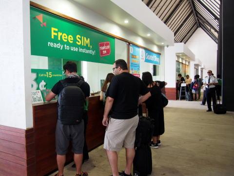 [アンコールワット旅行記] カンボジアのプリペイドSIMカードは4Gが使えて激安!