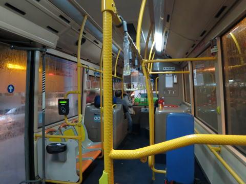 ペナン空港からバスでジョージタウンやバツーフェリンギヘ