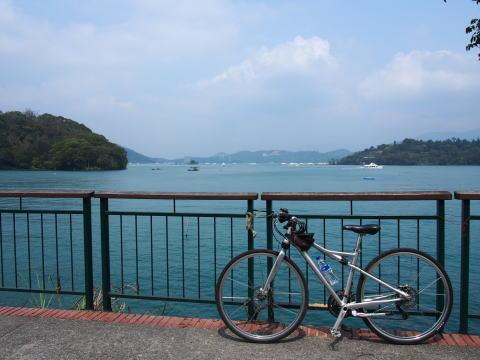 [台湾] 世界10大絶景サイクリングロード「日月譚」を1周する