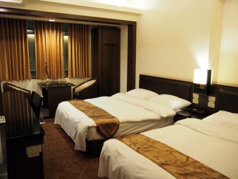 [台湾] ツインスターホテル台中(Twinstar Hotel)に宿泊した感想