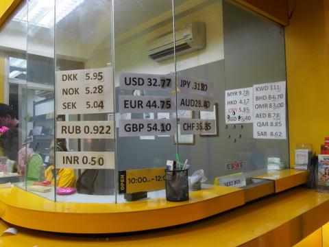 [タイ・パタヤ] 両替のレートとお得な両替方法