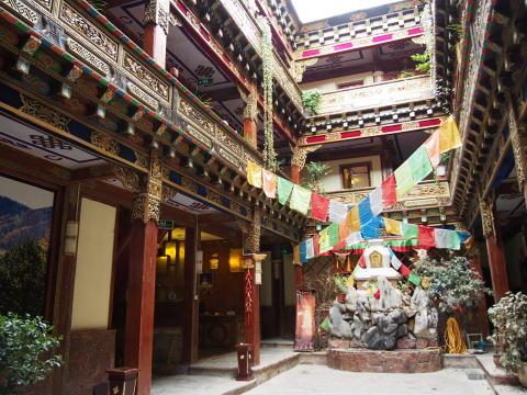 シャングリラ ガオヤンホン ホテル(Shangri-la Gaoyuanhong Hotel)の感想