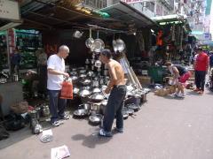 深水埗(サムスイポー)でディープな香港散歩