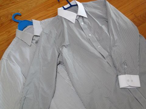 深セン 羅湖商業城のオーダースーツ&Yシャツ