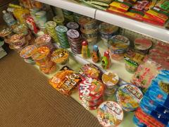深セン 大盛ストアで日本食材を調達