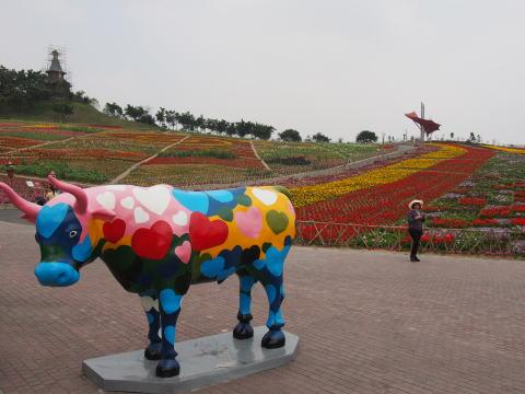 東部華僑城(茶渓谷)はちょっと凝った公園かな・・・