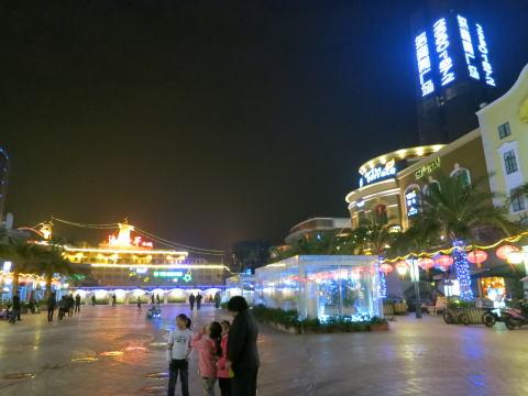 深セン 海上世界でオシャレな中国を楽しむ