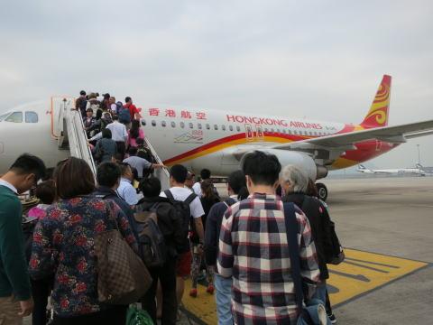 LCC 香港エクスプレス航空に乗ってみた感想