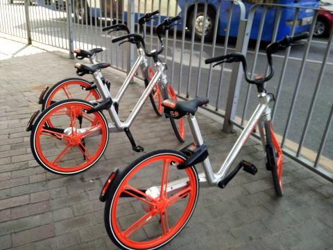 中国の自転車版Uberと話題の摩拜単車が便利すぎるので使い方を紹介する